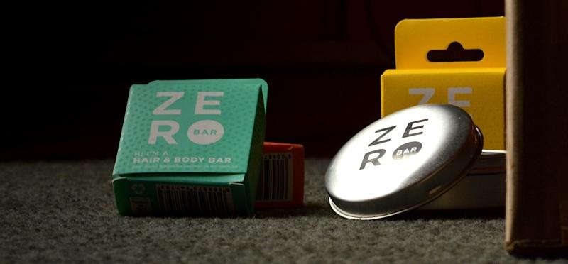 zero dechet shampoing